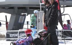 Внук Трампа разбился на лыжах