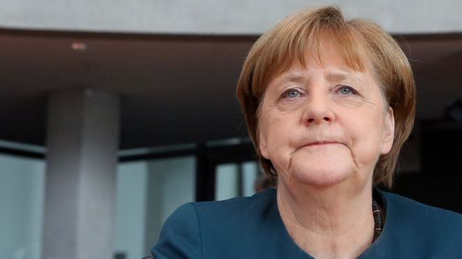 Merkel: COVID-19 pandemic not finished