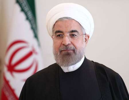 Conditions for Int'l cooperation changing - Rouhani