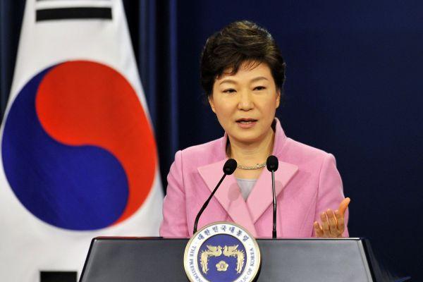 Арестована экс-президент Южной Кореи - Обновлено