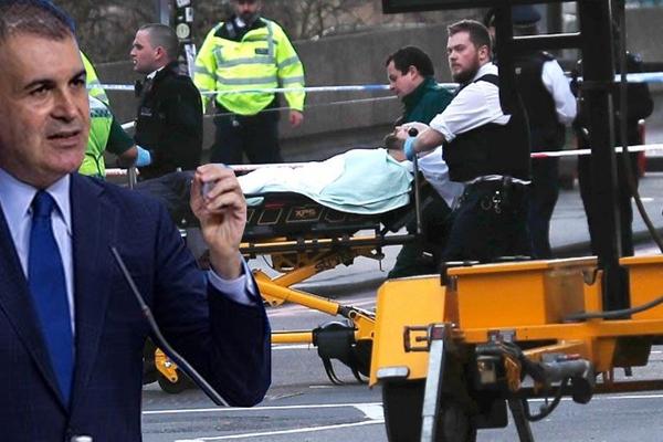London terroruna Türkiyədən açıqlama gəldi...