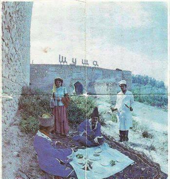 شوشادا نووروز بایرامی - تاریخی فوتو