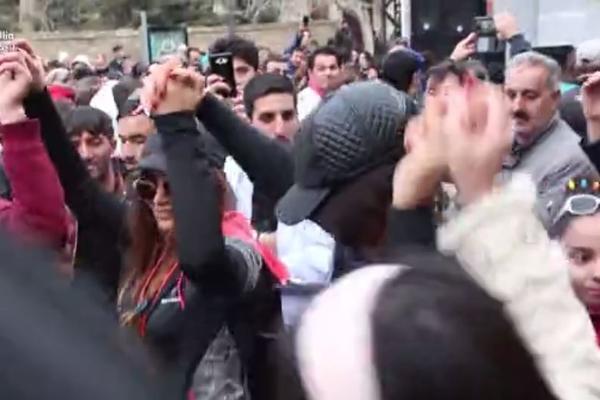 """Bakıda Təbriz havası əsir: """"Pulumuz bitincə"""" - Video"""