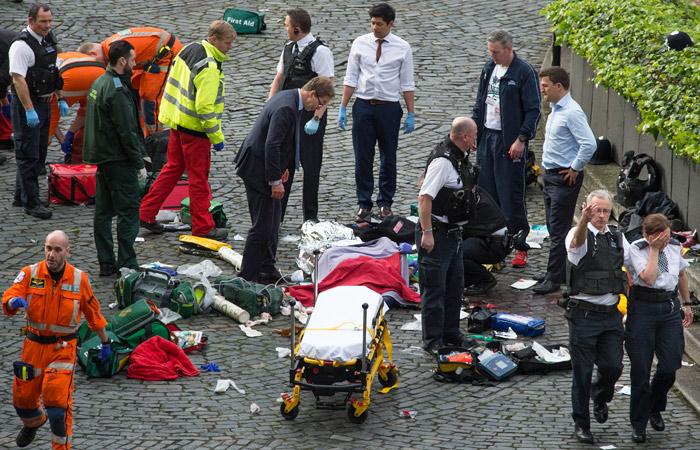 Арестованы 7 человек по делу о теракте в Лондоне