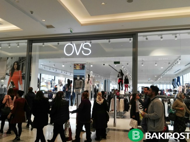 Bakının brend mağazalarını erməni malları bürüdü - Foto