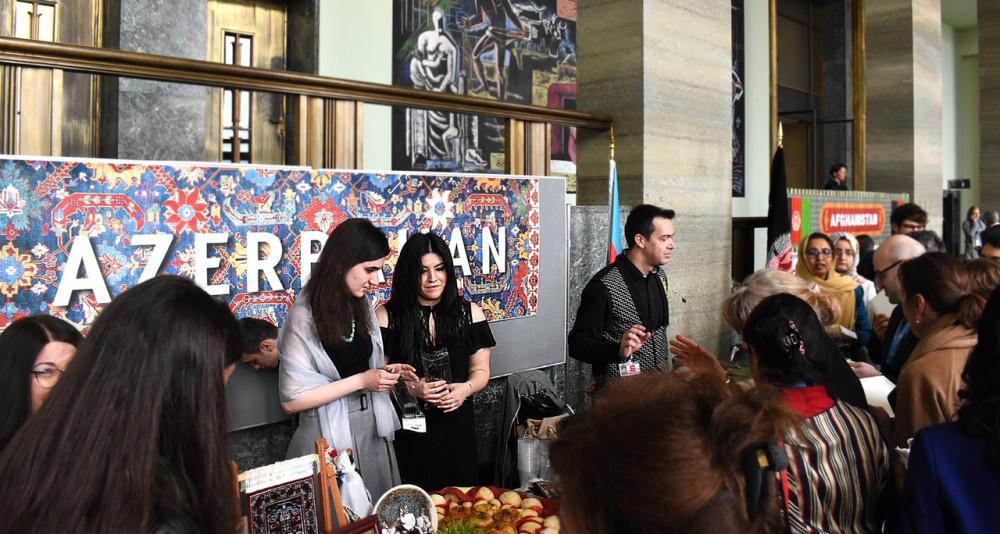 BMT-də Beynəlxalq Novruz günü - Foto