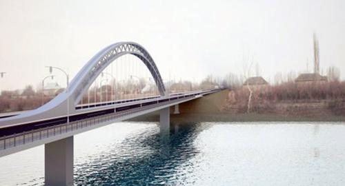 На реке Самур построят мост