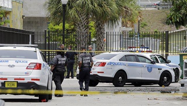 Стрельба в США, 4 погибших
