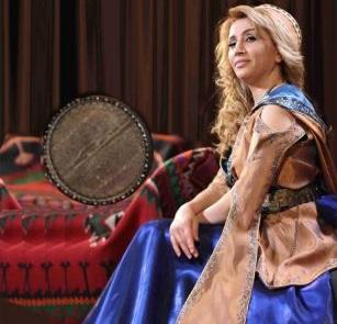 """Elnarə Abdullayeva """"Leyli"""" oldu"""