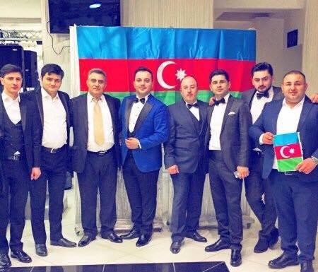 Fransada Azərbaycan bayramı keçirildi - Foto