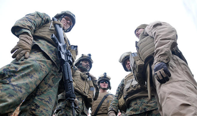 Германия возобновила обучение иракских военных