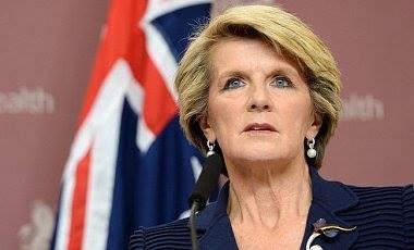 """آوسترالییا: """"ایشید آسییادا خیلافت یاراتماق ایستییر"""""""
