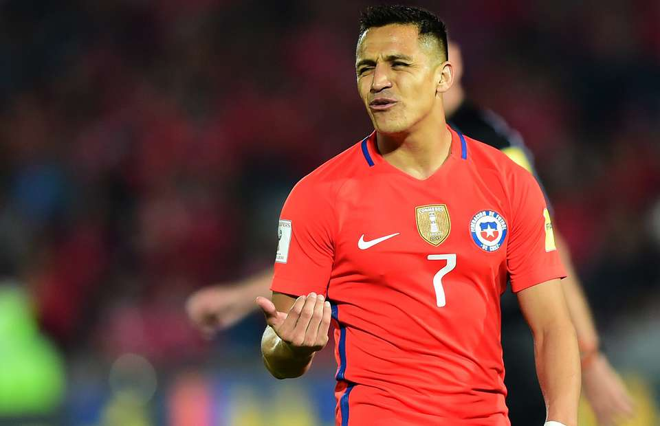 Alexis Sanchez to revive his football career