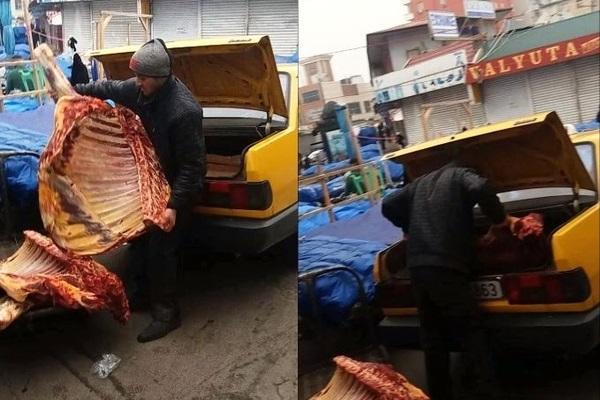 """""""Leş mafiyası"""" və """"8-ci km"""" bazarında dəhşət - Video"""