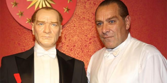 «آتاتورک» فیریلداقچیلیقدا اتهام اولونور - شوک