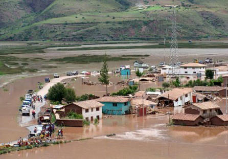 Monsoon flood damages cement plant in central Nepal