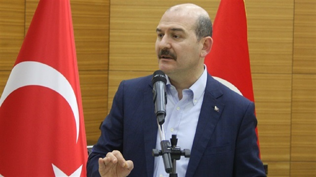 "Soylu: 462 high-ranking ""terrorist"" terrorists"