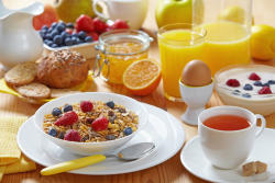 What 5 nutritionists eat for breakfast