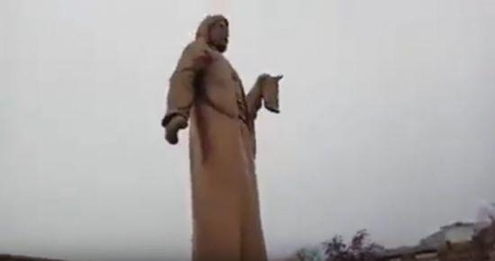 Dağıstanda Nizami parkından biabırçı görüntülər - Video