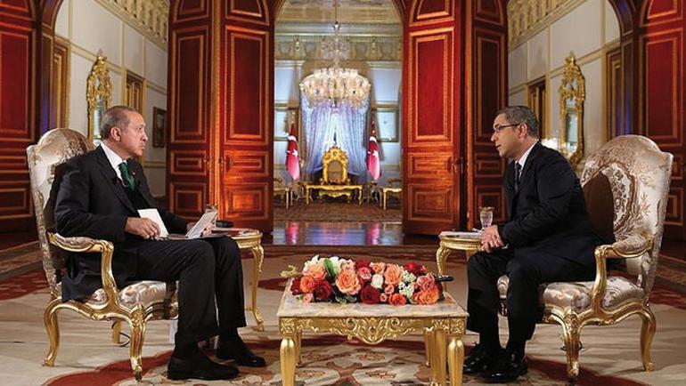 اگر آتاتورک بو گون گلسه... - اردوغان