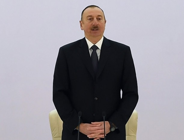 Kyrgyzstan president congratulated Ilham Aliyev