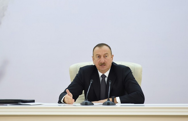 President: Azerbaijani people won`t forget this injustice