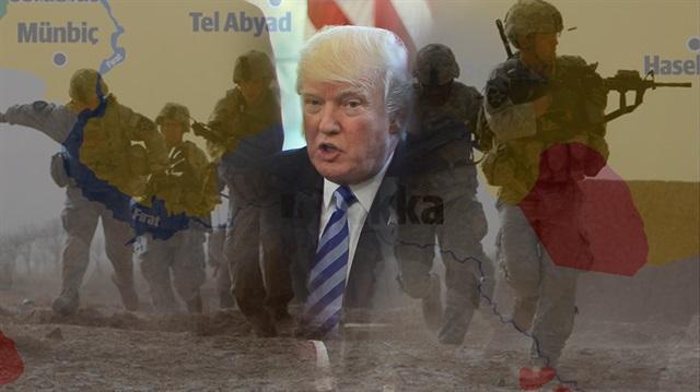 ترامپ بیزی یئنی محاربهیه آپاریر - سناتور