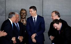 Ronaldonun adı beynəlxalq aeroporta verildi - Foto