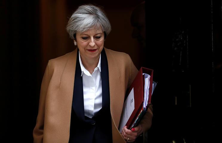 Начался выход Великобритании из Евросоюза