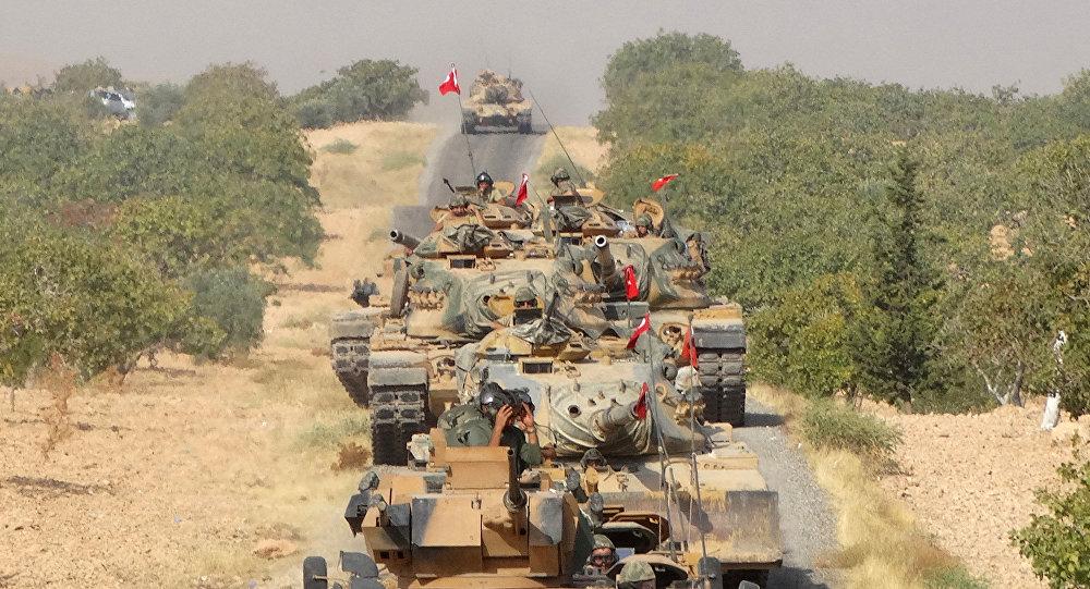 Ирак с Турцией начали совместные учения на границе