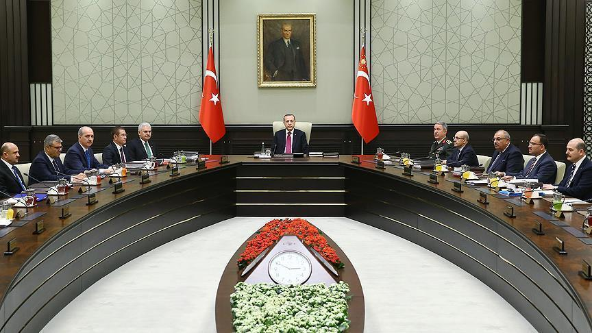 Эрдоган провел Совбез по Киркуку и Идлибу