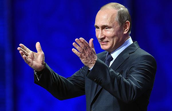 Путин: Читайте по губам «No»