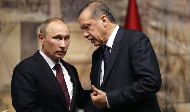"""اردوغان پوتینه خبردارلیق ائتدی: """"آستانا"""" لغو اولونا بیلر"""