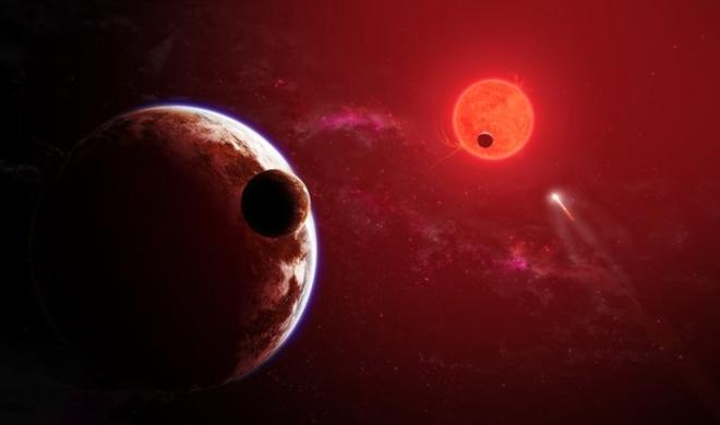 """Найдена планета с """"адскими"""" условиями жизни"""
