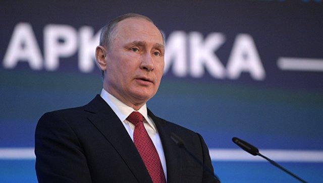 Путин сравнил митинги с началом «Евромайдана»
