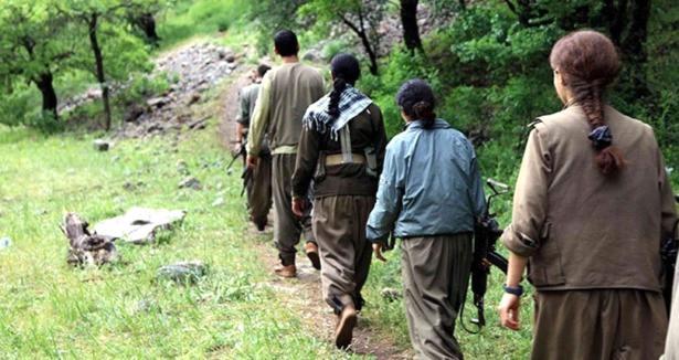 PKK-çı qadın: Təşkilata qatılanlara ilk bunu edirlər - Video