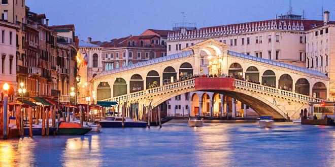 Террористы чуть не взорвали главный мост Венеции
