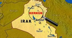 100 min kürd türkmanların şəhərini tərk etdi