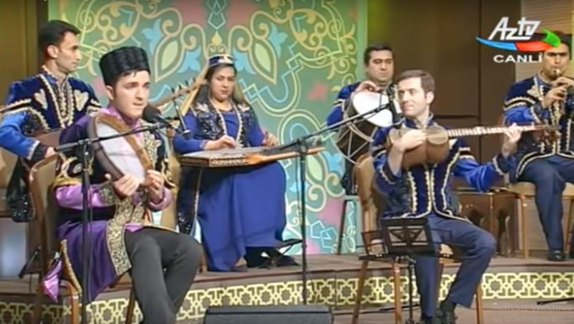 """Təbrizli xanəndədən """"Şirvan şikəstəsi"""" (video)"""