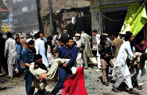 İŞİD Pakistanda hücum etdi: ölənlər var