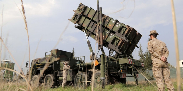 روسییا محاصرهیه آلینیر: «پاتریوت»لار داها بیر اؤلکهدهذ