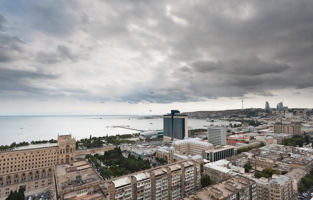 В Баку подует северный ветер