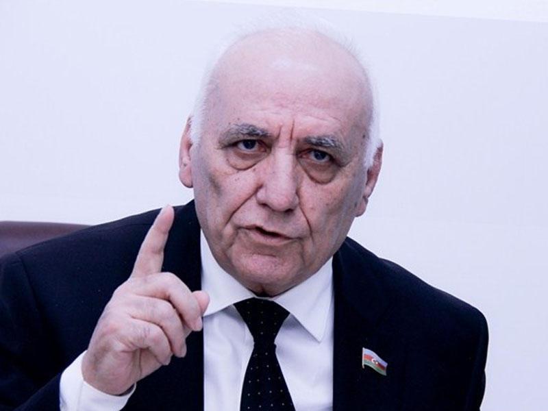 Ягуб Махмудов: Армянские вандалы несут заслуженное наказание