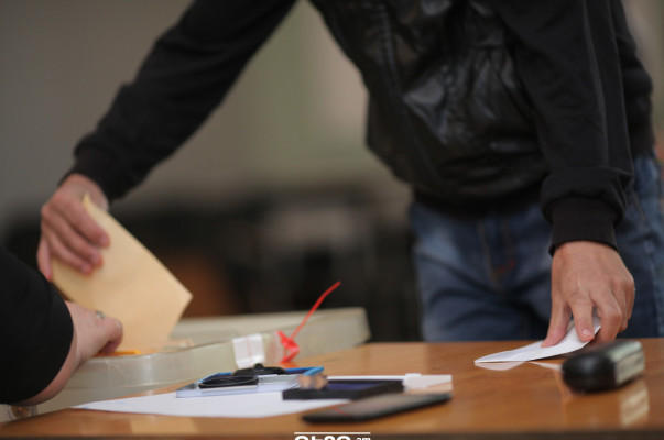 Online broadcasting of Armenia elections