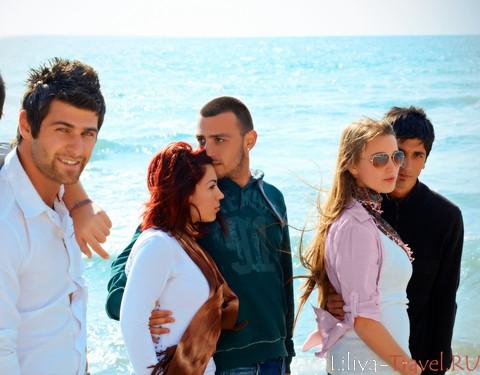 фото турок с русскими женщинами