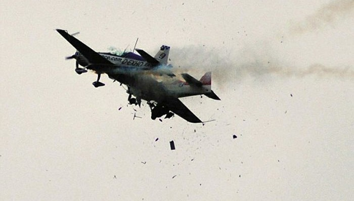 Indian air force planes collide in air show rehearsal
