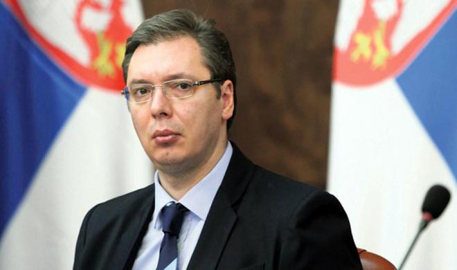 Serbian president arrives in Azerbaijan