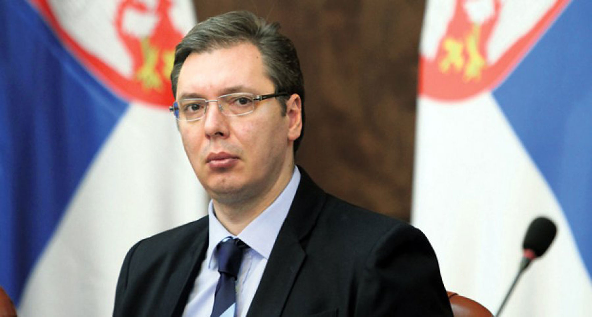 Aleksandr Vucic is well after heart-related concerns