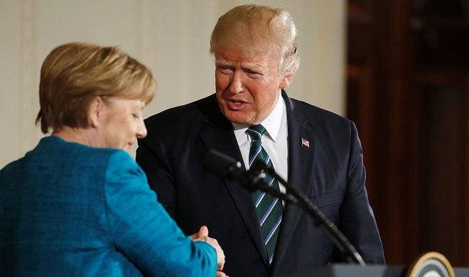 Tramp Merkellə G7-də nəyi müzakirə edəcək?