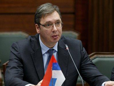 President calls murder of Kosovo politician'terrorist attack